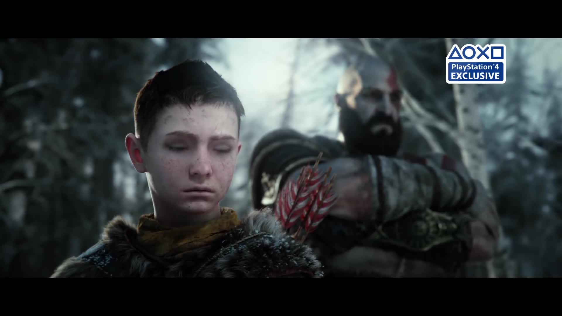 God of War - Arrow trailer