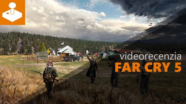 Far Cry 5 - videorecenzia