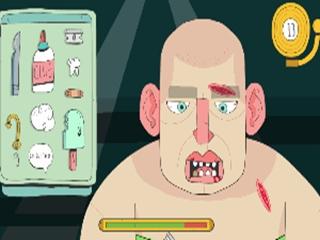 Boxing surgery simulator