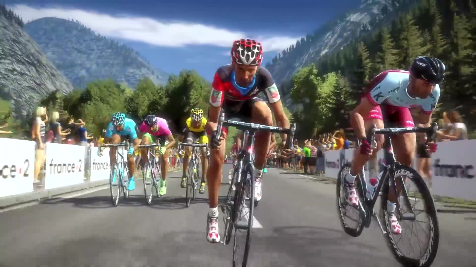 Tour de France / Pro Cycling Manager 2018 - Launch Trailer