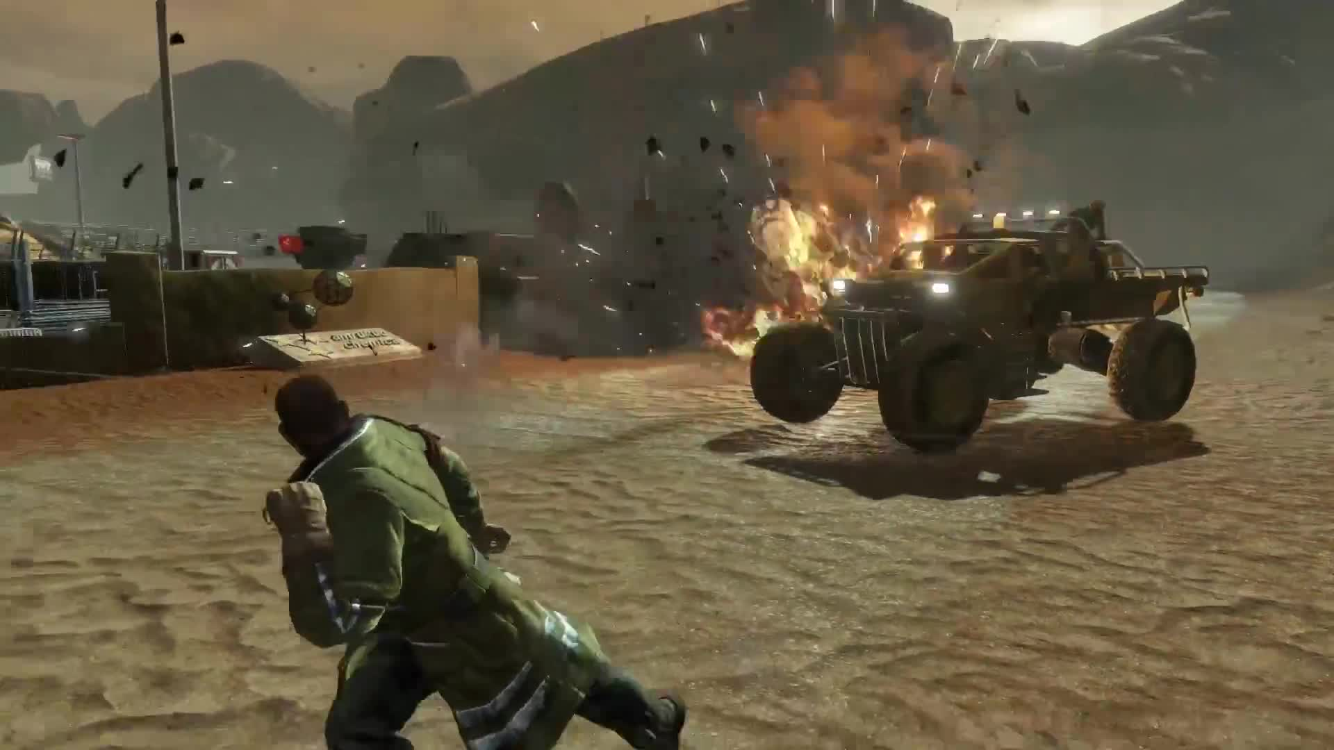 Red Faction Re-Mars-tered Edition - Trailer