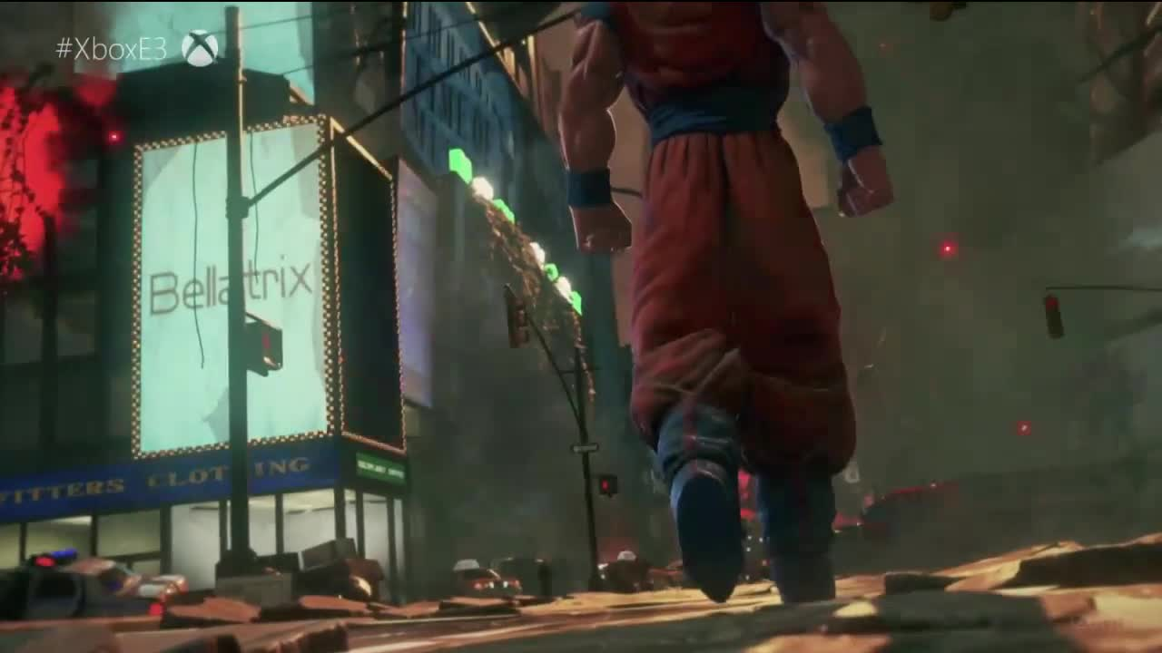 Jump Force - Reveal Trailer (E3 2018)