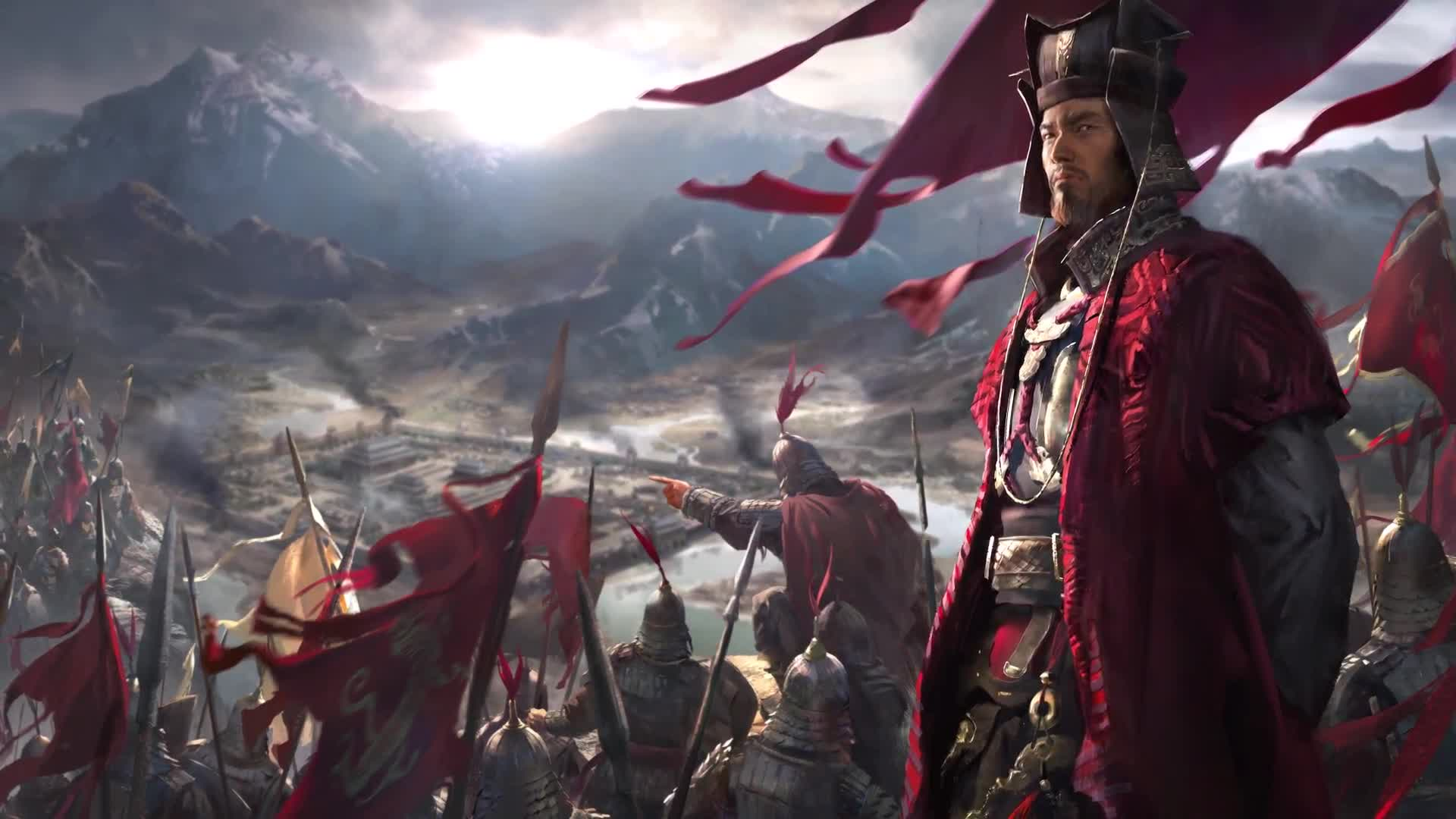 Total War: THREE KINGDOMS – E3 Gameplay
