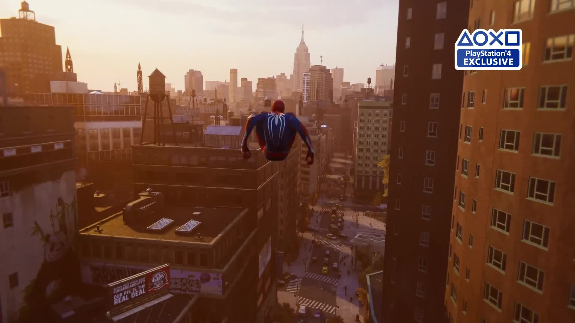 Spiderman - E3 2018 gameplay