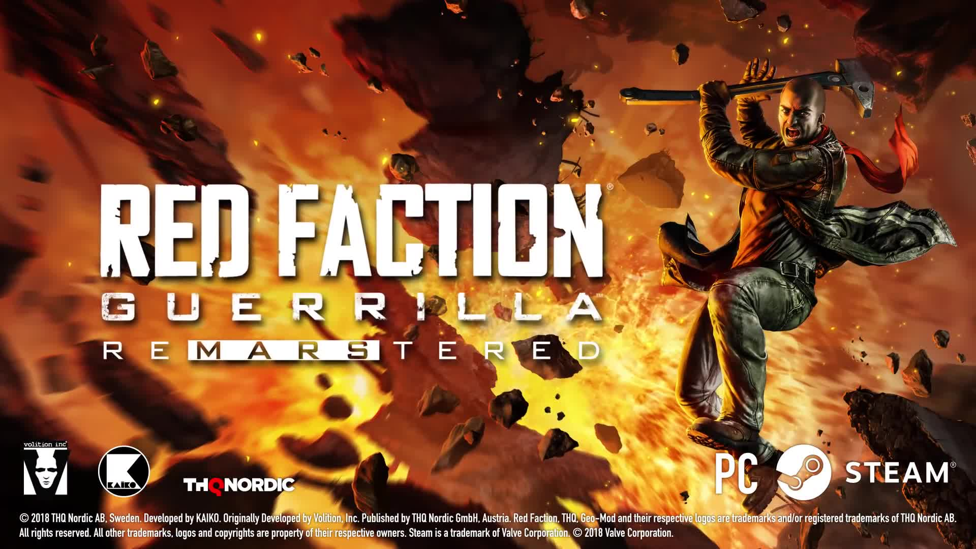 Red Faction: Guerrilla Re-Mars-tered Edition - Release Trailer