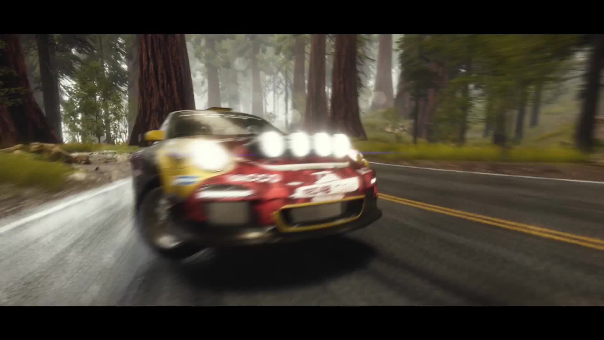 V-RALLY 4 - Rally and Hillclimb
