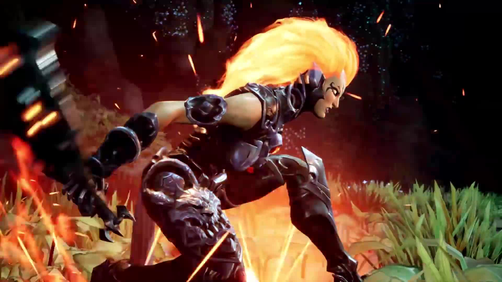 Darksiders 3 - Flame hollow trailer