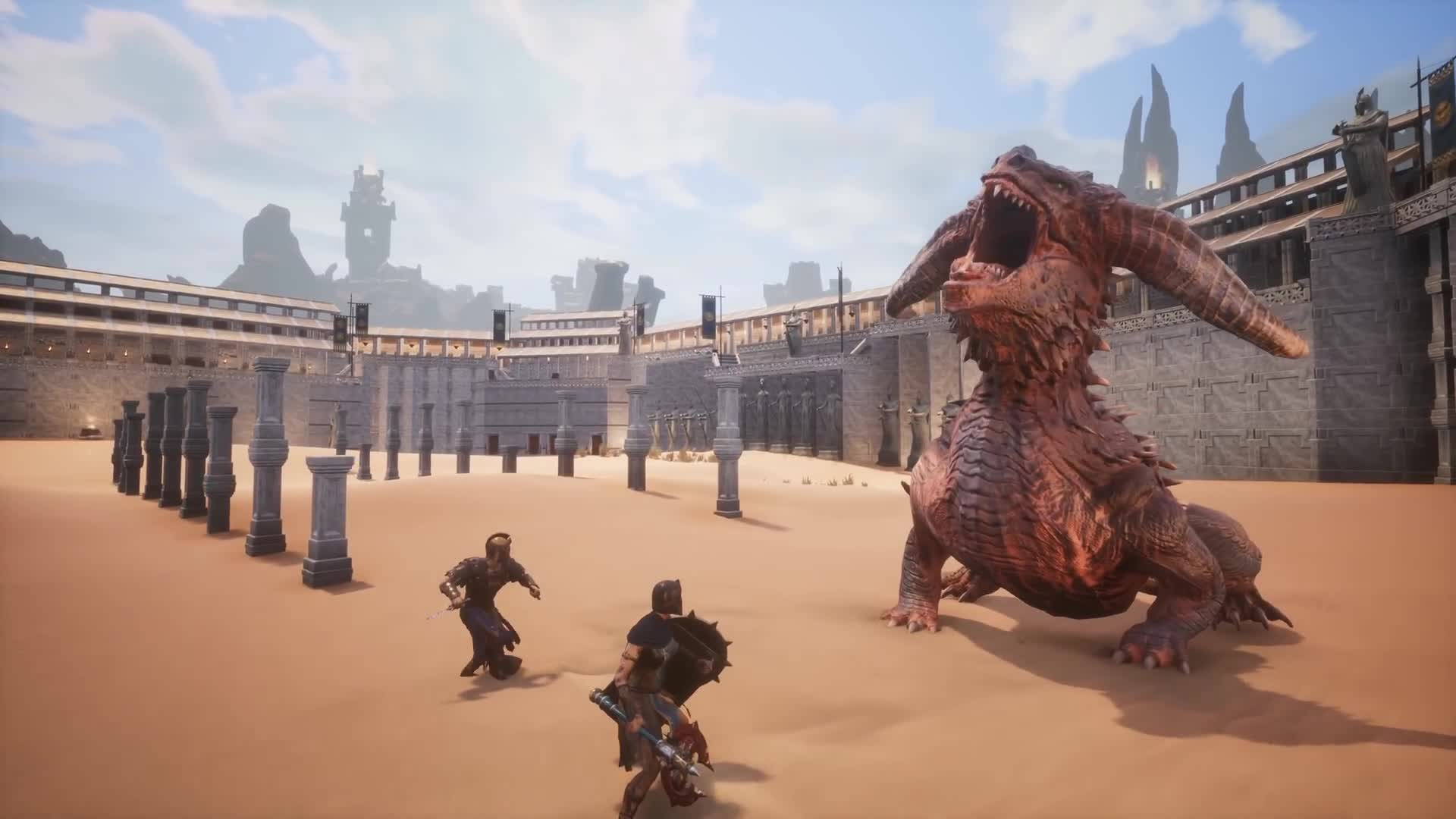 Conan Exiles - Jewel of the West Trailer