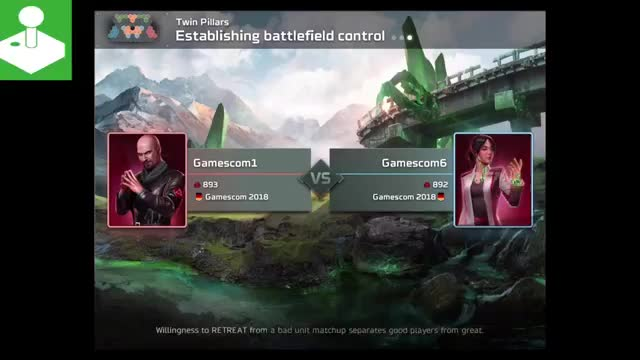 Command and Conquer - Rivals - Gamescom gameplay