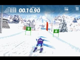 Ski Slalom