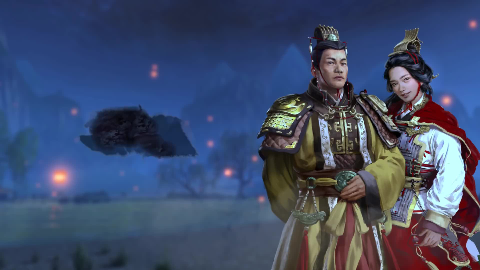 Total War: Three Kingdoms - gameplay