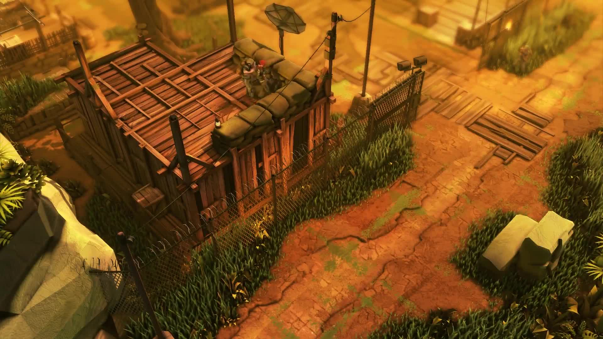 Jagged Alliance: Rage ukazuje gameplay