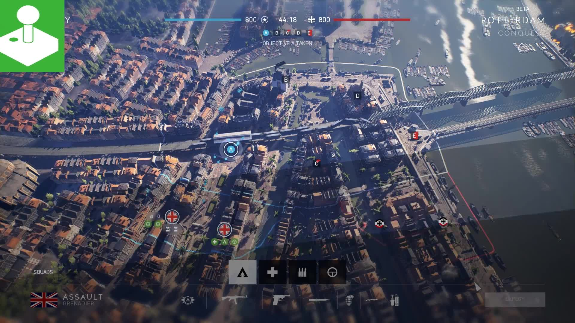 Battlefield V - Open Beta - Rotterdam Gameplay