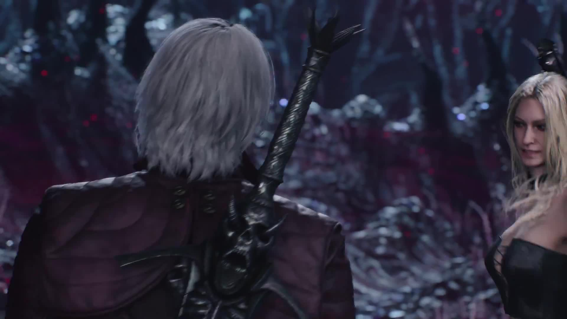 Devil May Cry 5 - TGS trailer
