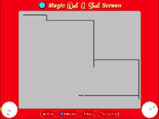 Magic Web and Skeb screen