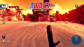 AWAY: Journey to the Unexpected  - 10 minút z hry