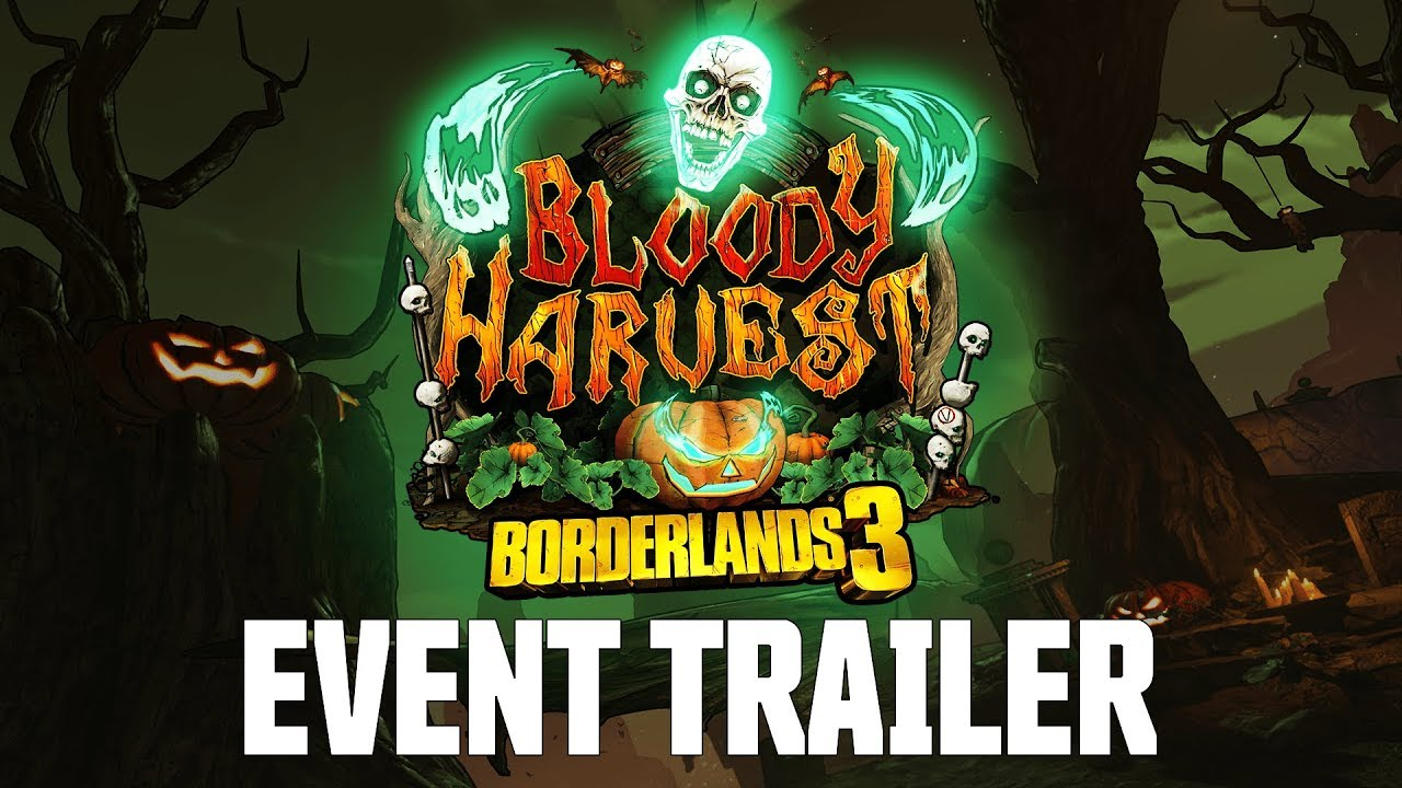 Borderlands 3 dostáva Bloody Harvest event