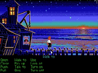 Secret of Monkey Island