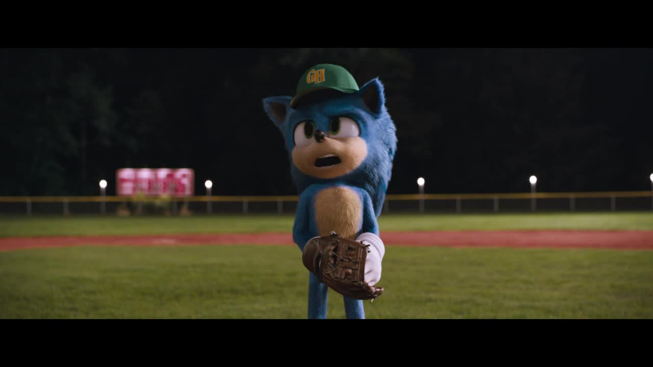 Sonic the Hedgehog - filmový trailer
