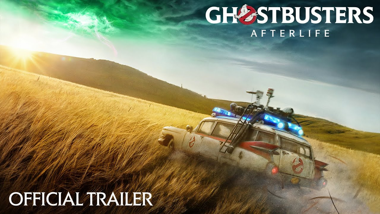 GhostBusters: Afterlife -  filmový trailer