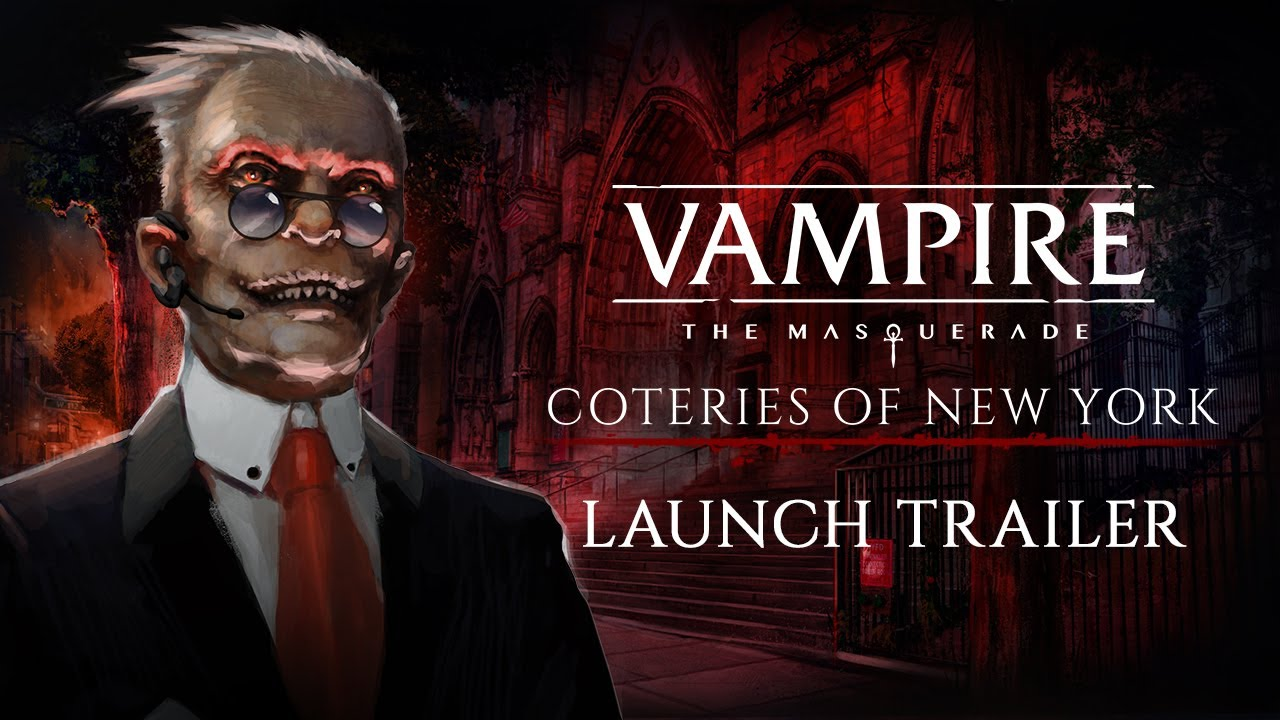 Vampire: The Masquerade - Coteries of New York už vyšiel na PC