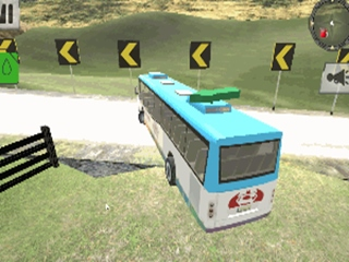Offroad Bus Simulator 2019 - Cars Unity game