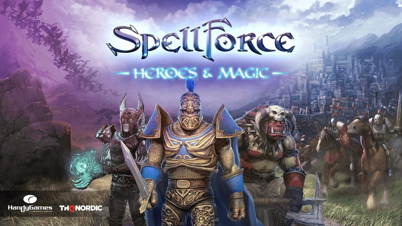 Mobilná fantasy stratégia SpellForce: Heroes and Magic je vonku