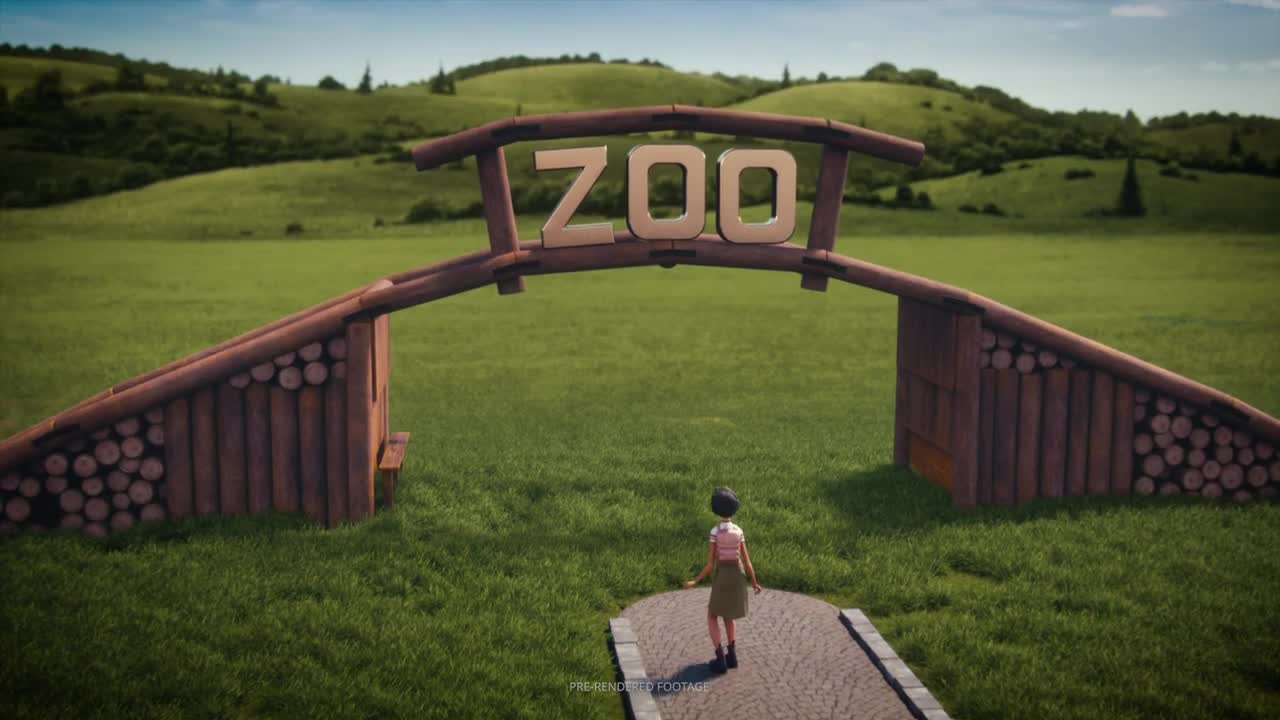 Planet Zoo - trailer