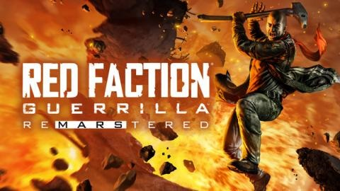 Red Faction Guerrilla Re-Mars-tered príde na Switch