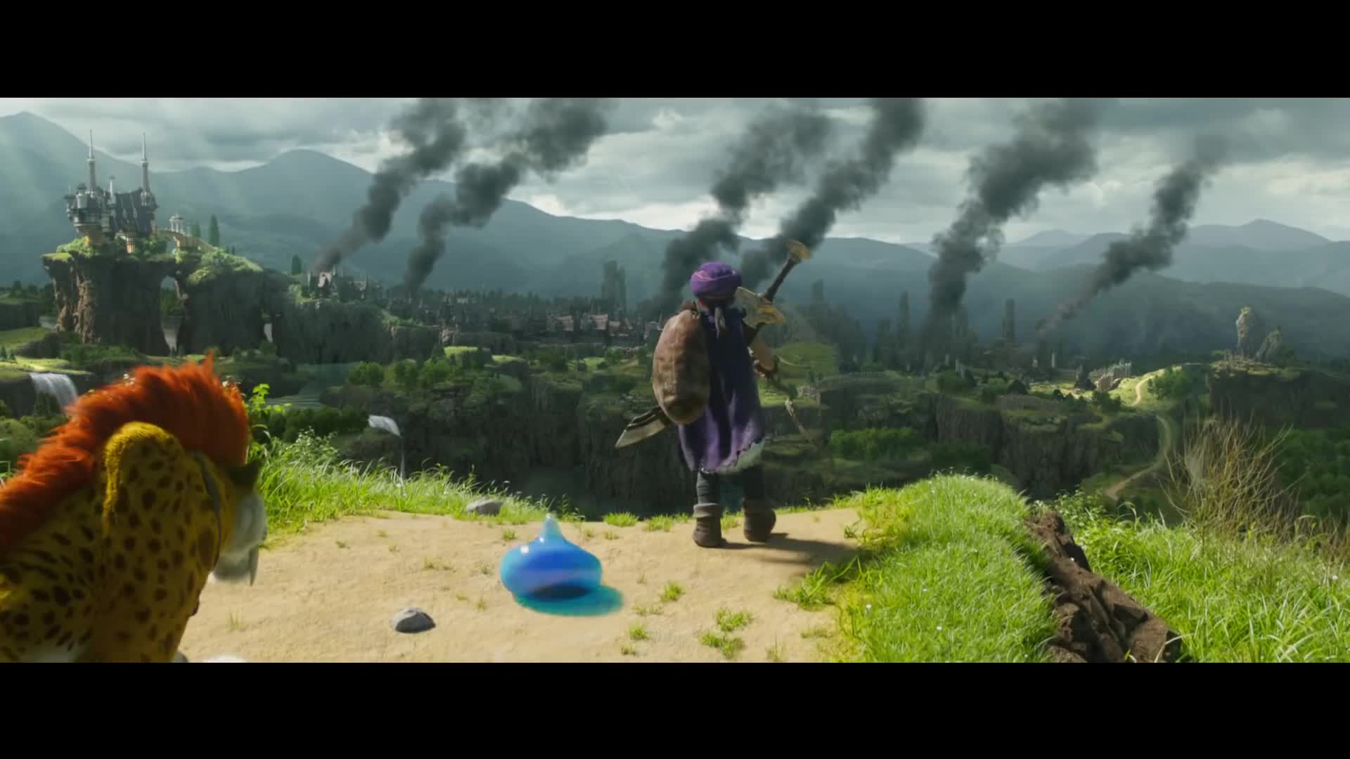 Dragon Quest movie - filmový trailer