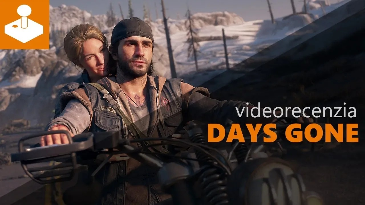 Days Gone - videorecenzia