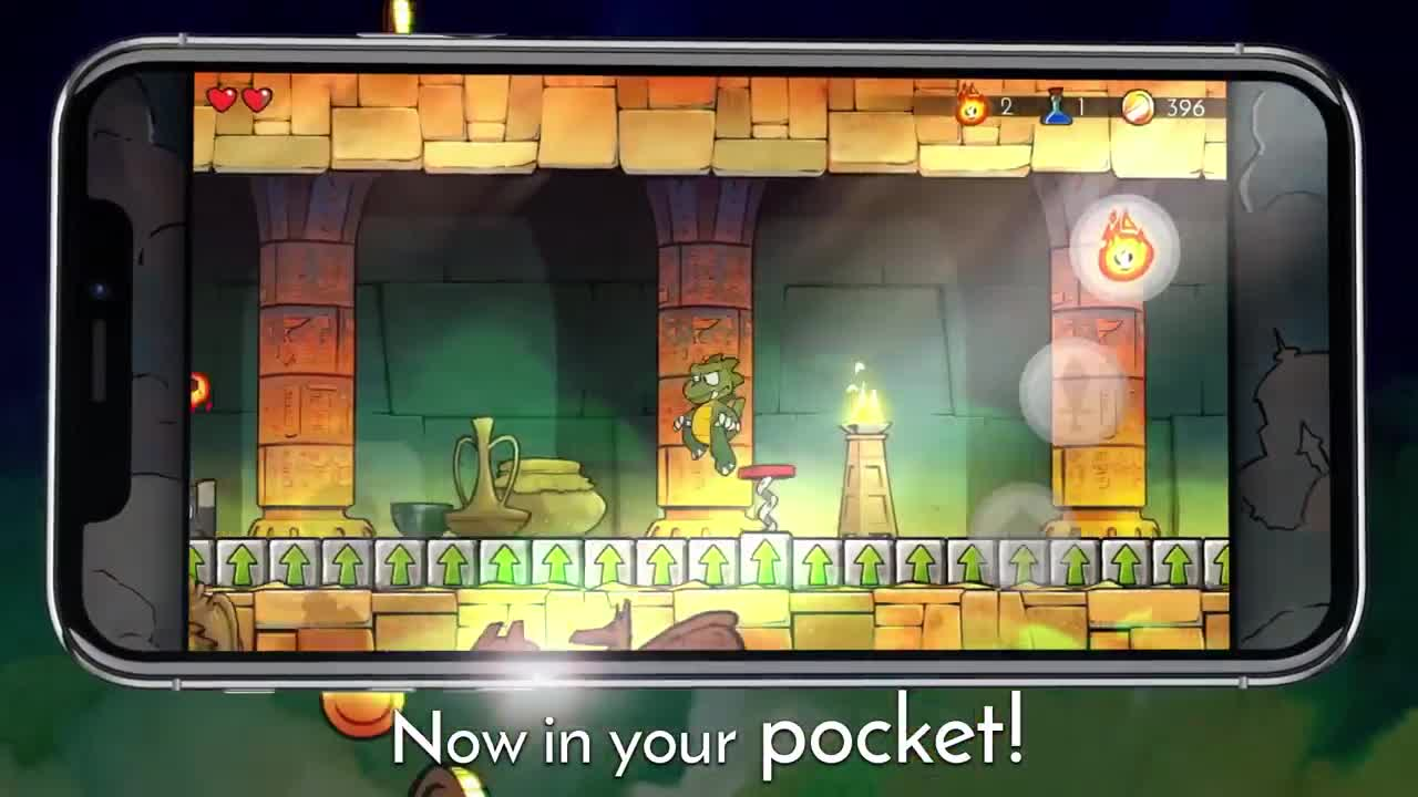 Wonder Boy: The Dragon's Trap vyšiel na mobily