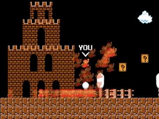 Mario Battle Royale