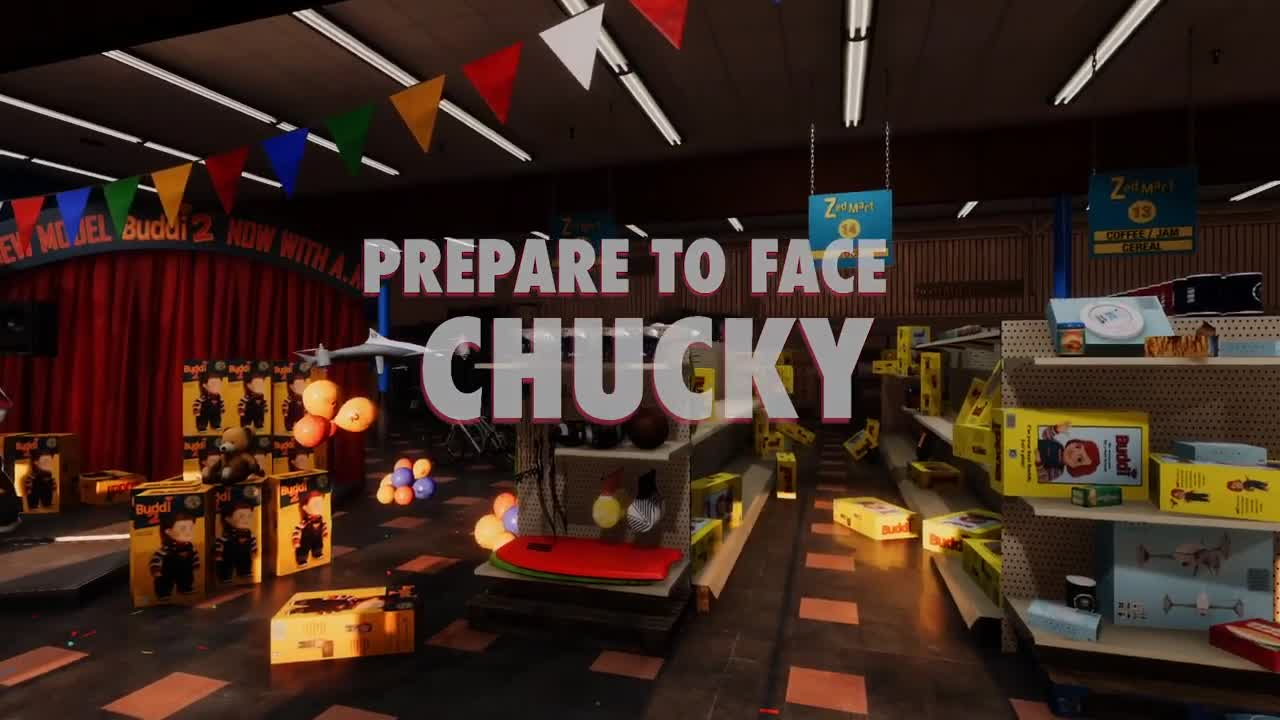 Child's Play VR ukázal na E3 nový trailer