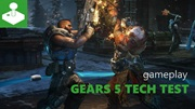 Gears 5 - tech test gameplay