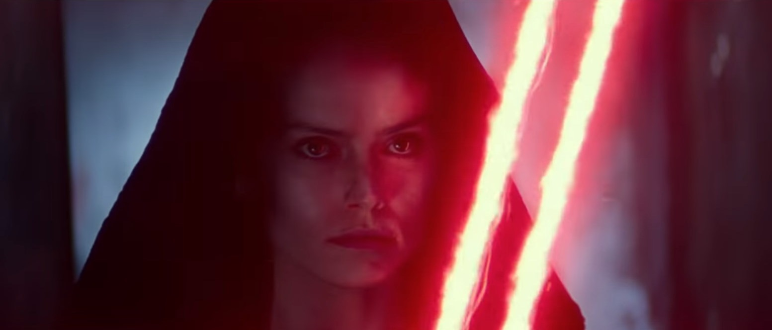 Star Wars: The Rise of the Skywalker - filmový trailer