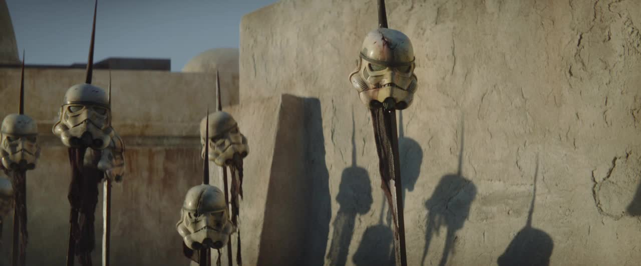Star Wars The Mandalorian - trailer na TV seriál