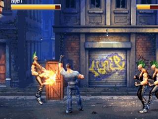 Street Fight 3D