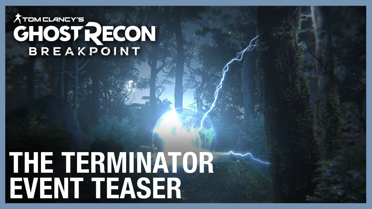 Ghost Recon Breakpoint: The Terminator live event teaser
