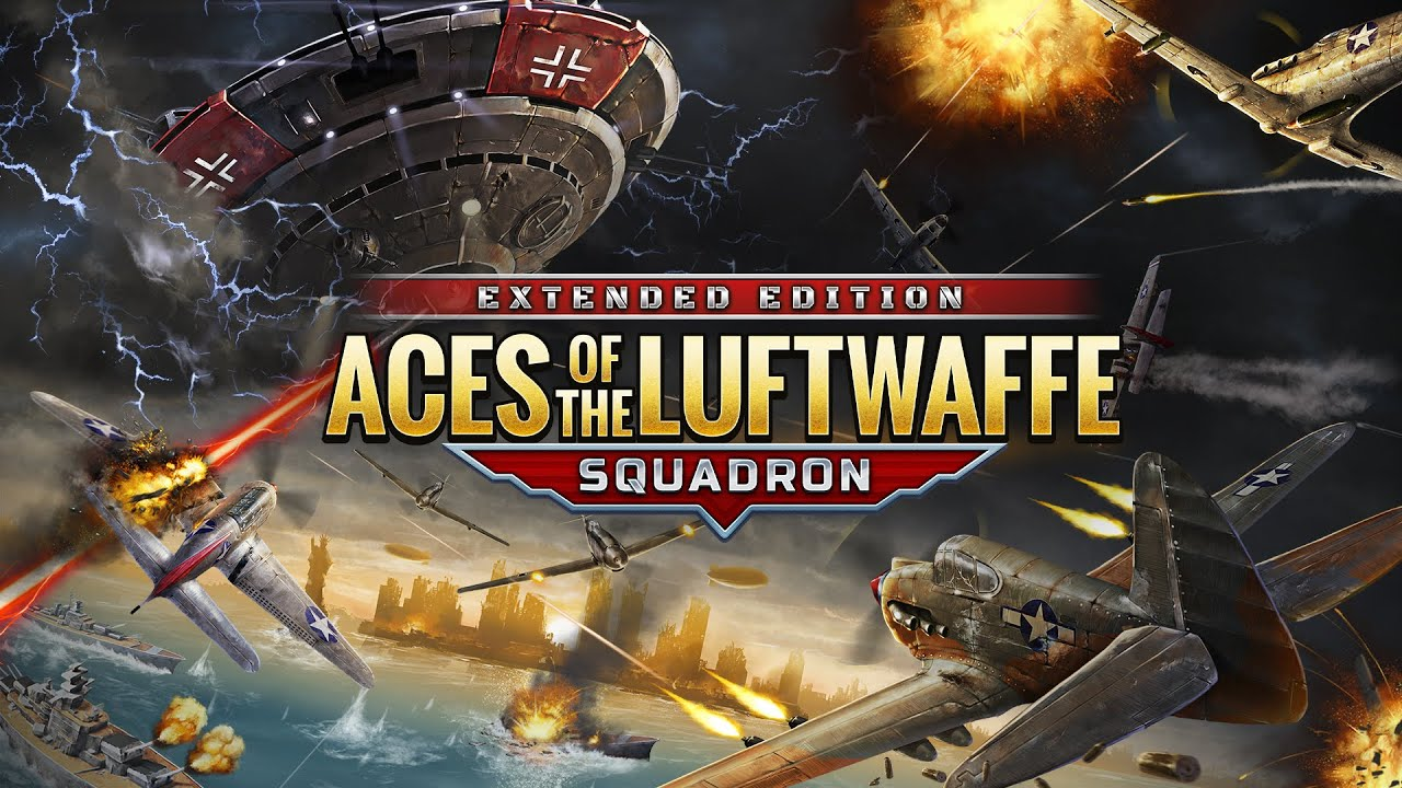 Aces of the Luftwaffe: Squadron príde na mobily