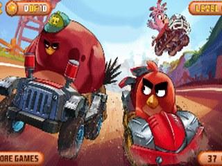 Angry Birds Kart - hľadanie