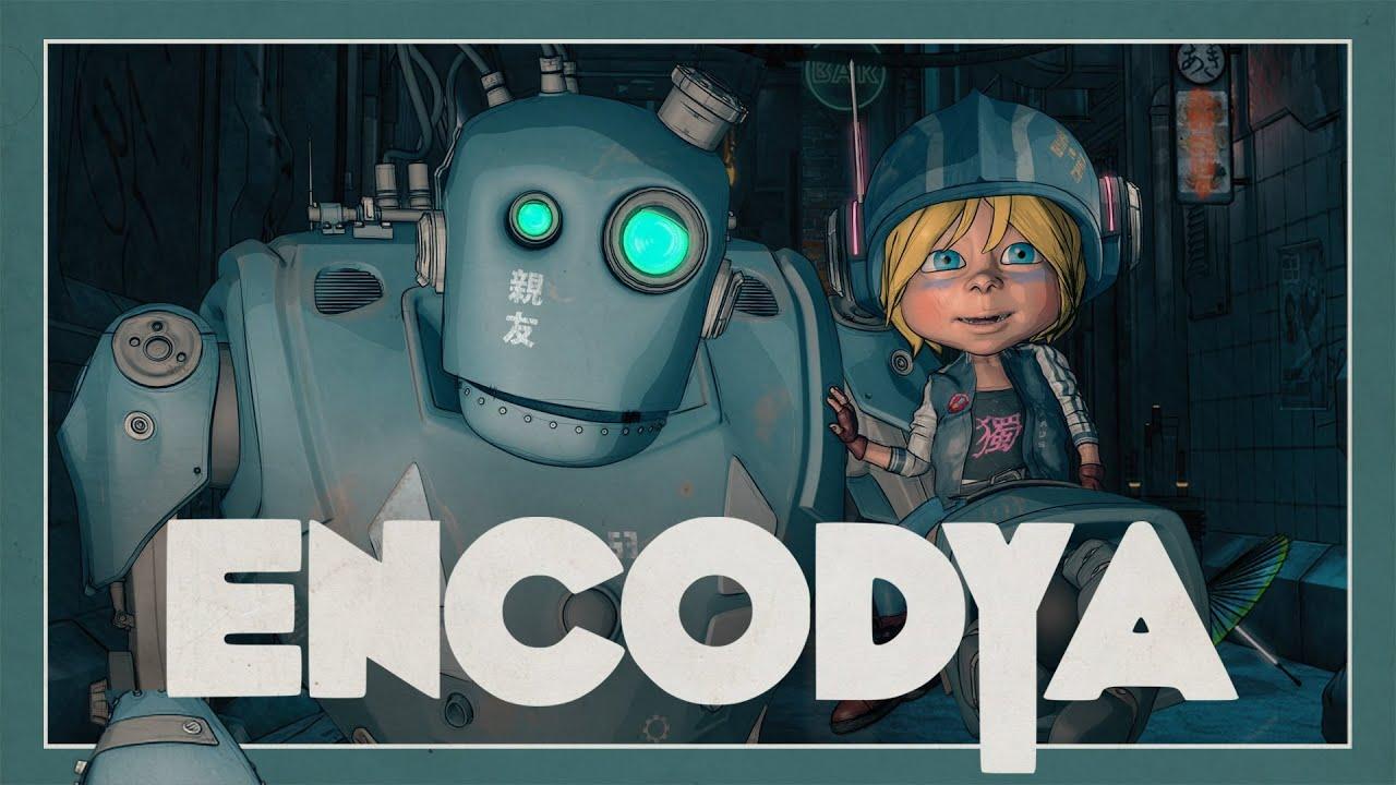 Futuristická adventúra Encodya ukazuje pôsobivú hrateľnosť, vyjde v januári - herné video