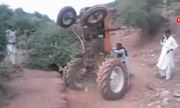 Zábavné faily traktorov
