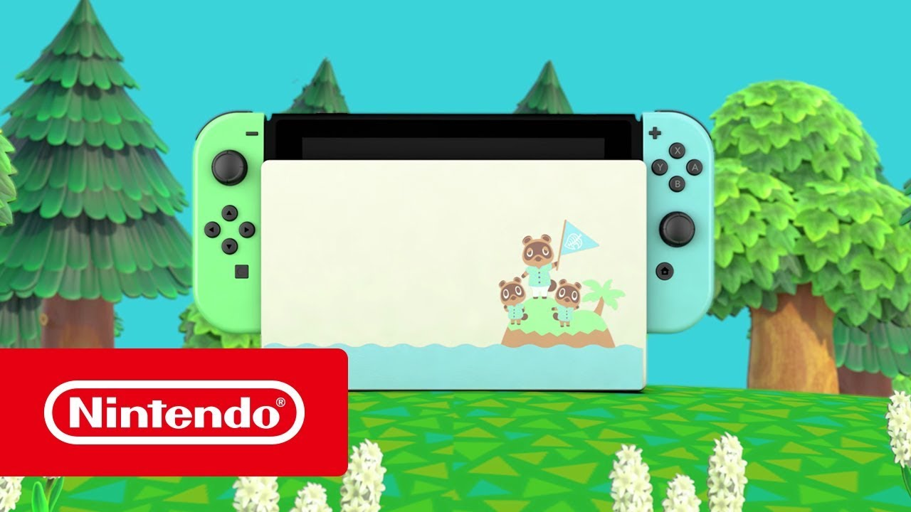 Nintendo ukazuje Animal Crossing verziu Switchu