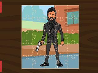 Fortnite puzzle