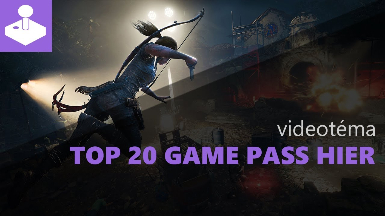 Top 20 Xbox Game Pass hier