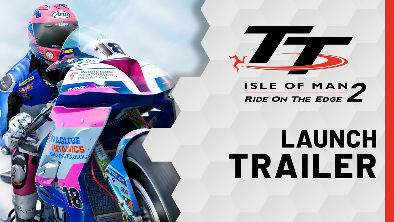 TT Isle of Man - Ride on the Edge 2 ponúka launch trailer