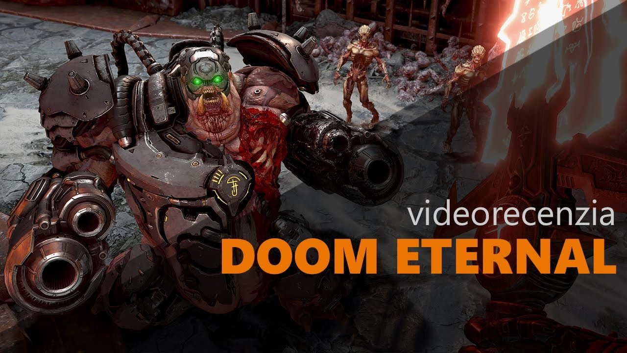 Doom Eternal - videorecenzia