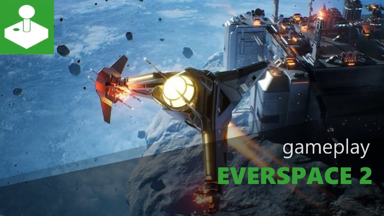 Everspace 2 - gameplay