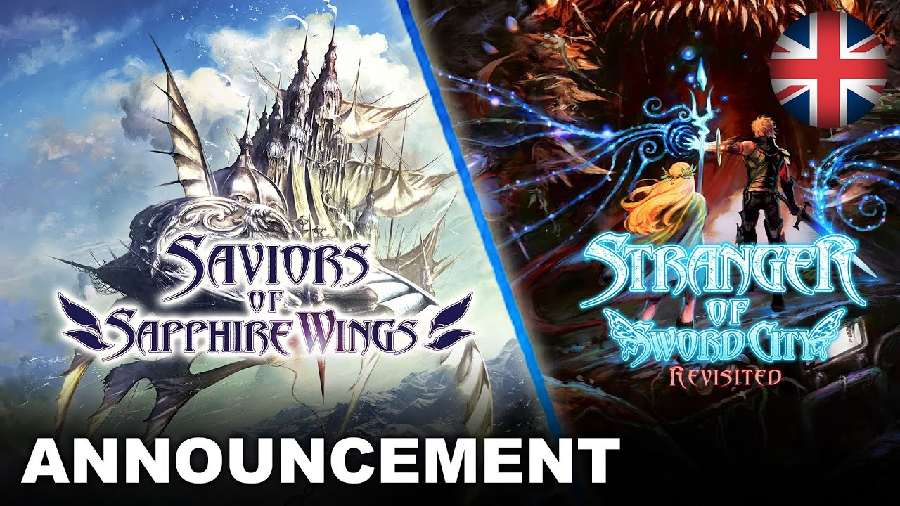 Saviors of Sapphire Wings/Stranger of Sword City Revisited - Trailer